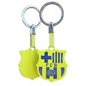 Nike Porte-clés FC Barcelona Crest - Jaune - Taille Einheitsgröße - Unisex