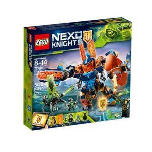 Lego 72004 - Nexo Knights : L'Armure 3 en 1 de Clay