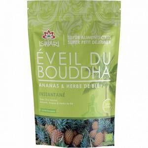 Iswari Eveil du Bouddha herbe de blé ananas 360 g