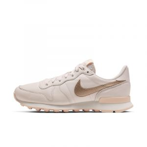Nike Chaussure Internationalist Premium pour Femme - Rose - Taille 36.5 - Female
