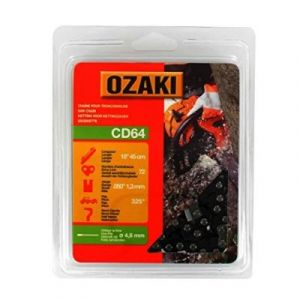 Greenstar Chaine Pour Tronçonneuse 325/ 050 E72 Ozaki CD64