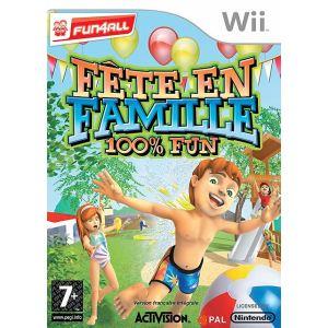 Fête en Famille 100% Fun [Wii]