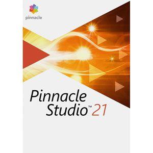 Pinnacle Studio 21 - ensemble de boîtes pour Windows