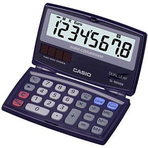 Casio SL-100 - Calculatrice de poche pliable