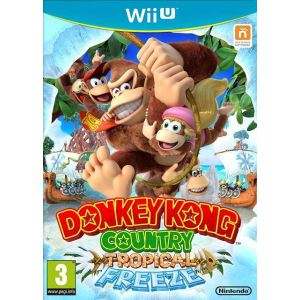 Donkey Kong Country : Tropical Freeze sur Wii U