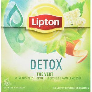 Lipton The vert detox