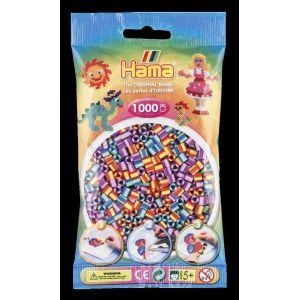 Hama 1 000 Perles Standard (Ø5 Mm)- Bicolore Mix 3