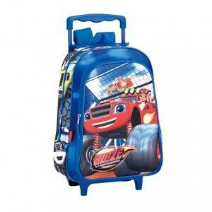Sac à dos à roulettes maternelle Blaze Jump 37 cm trolley