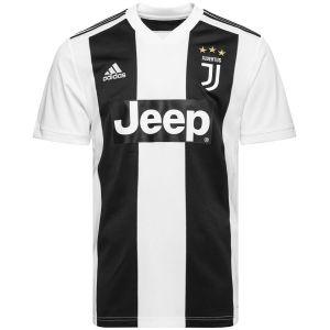 Adidas Maillot domicile Juventus FC 20182019 Blanc / Noir - Taille 56-58