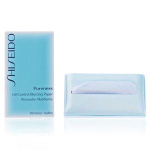 Shiseido Pureness - Retouche matifiante