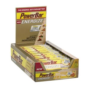 Powerbar Energize Bar - 25x55g mangue-ananas