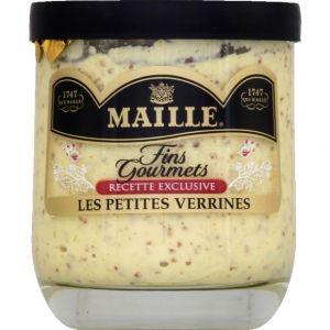 Maille Moutarde fin gourmet - La verrine de 155g