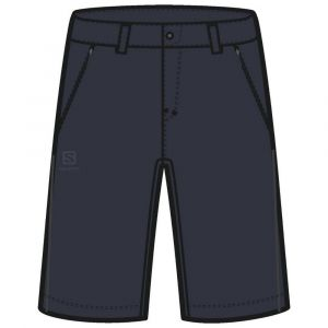 Salomon Pantalons Wayfarer Lt Short Regular - Night Sky - Taille 48
