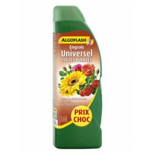 Algoflash Engrais universel toutes plantes 1 L