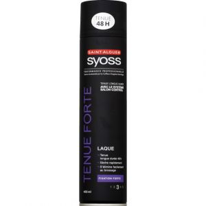 Saint Algue Syoss Tenue Forte - Spray coiffant