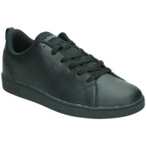 Adidas VS Advantage Clean K, Baskets, Unisexe, Enfant, Noir (Core Black/Core Black/Onix 0), 38 2/3 EU