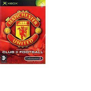 Club Football : Manchester United [XBOX]
