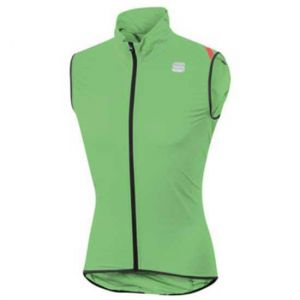 Sportful Gilets Hot Pack 6 Gilet - Green Fluo - Taille M