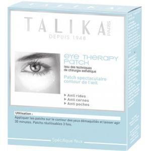 Talika Eye Therapy - 6 patchs spectaculaires contour de l'oeil