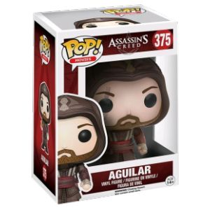 Funko Pop! Aguillar - Figurine Assassin's Creed Film
