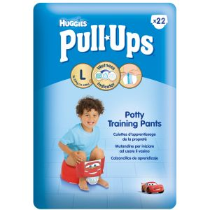 Huggies Pull-Ups taille 6 (16-23 kg) - 22 couches culottes