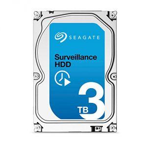 """Seagate ST3000VX006 - Disque dur Surveillance 3 To 2.5"""" SATA 6Gb/s"""
