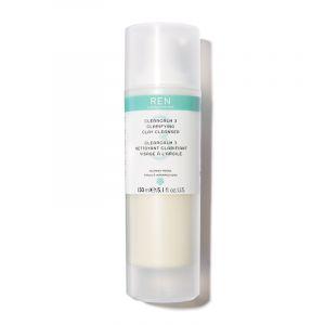 REN Clearcalm 3 - Nettoyant à l'argile 150 ml