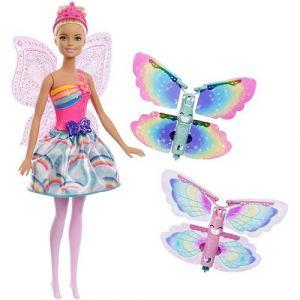 Mattel Barbie Fée Papillon (Blonde)