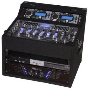 Ibiza Sound DJ1000MKII - Station DJ CD MP3 connectique USB SD AUX