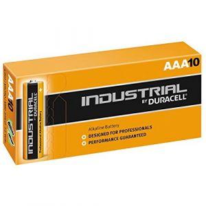 Duracell Pack de 10 piles MN2400/LR03 Micro AAA