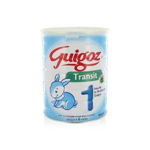 Guigoz Lait bAa 1er âge (remplace transit) 800 g - de 0 à 6 mois