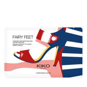 Kiko Fairy Feet - Masque hydratant et lissant pieds et ongles