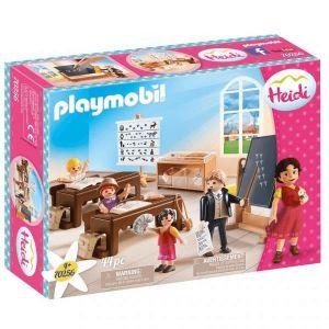 Playmobil 70256 - Heidi - Salle de classe à Dörfli - 2020