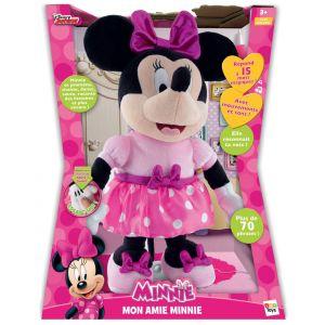 IMC Toys Peluche interactive Mon amie Minnie