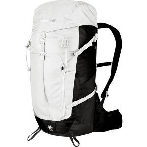 Mammut Lithium Pro White Black 28L Sacs à dos randonnée journée