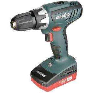 Metabo BS 18 LI - Perceuse visseuse sans fil 18V