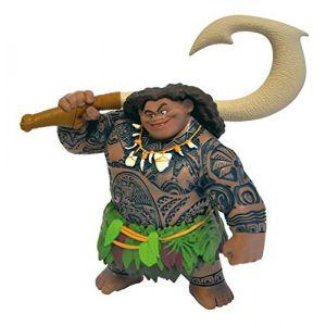Bullyland 13186 - Figurine Vaiana Demi-dieu Maui