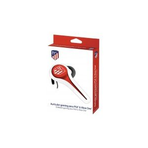 Subsonic Oreillette Gaming Atletico Madrid pour PS4 et Xbox One
