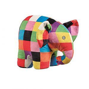 Rainbow Designs El1443 Eléphant Elmer Peluche