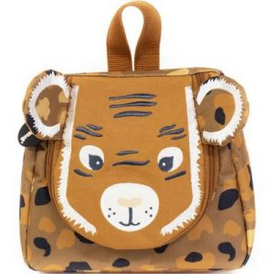 Les Déglingos Les - Speculos le Tigre - Trousse de Toilette Bébé/Enfant - Pratique - Voyage - Amusant - Fille et Garçon