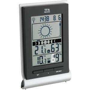 TFA Dostmann 35.1111 - Station météo Xeno radio pilotée