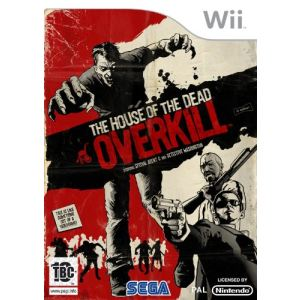 The House of the Dead : Overkill [Wii]