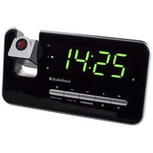 Audiosonic CL-1492 - Radio réveil