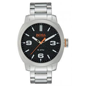 Hugo Boss 1513454 - Montre pour homme avec bracelet en acier
