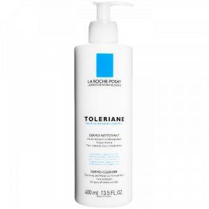 La Roche-Posay Toleriane - Dermo-nettoyant et démaquillant visage et yeux - 400 ml