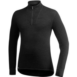 Image de Woolpower 400 Sous-vêtement noir XXS Maillots de corps