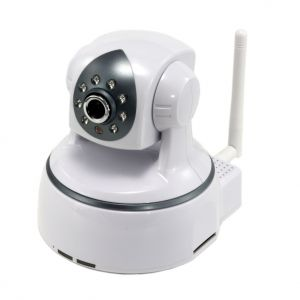 MCL Samar IP-CAMD624AWHD - Caméra IP Full HD motorisée WiFi + audio