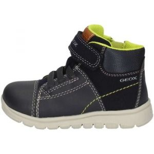 Geox B Xunday B, Sneakers Basses bébé garçon, Bleu (DK Navy C4021), 26 EU
