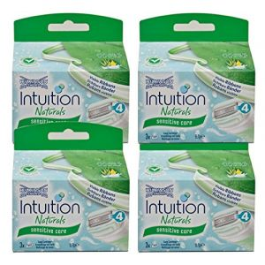 Wilkinson Intuition Sensitive Care - Lames de rasoir
