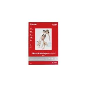 Canon GP-501 - Papier Photo Glacé A4 170g 5 feuilles